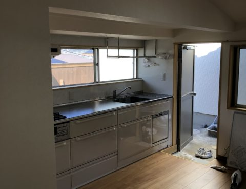 使いやすいキッチンへ。の画像3