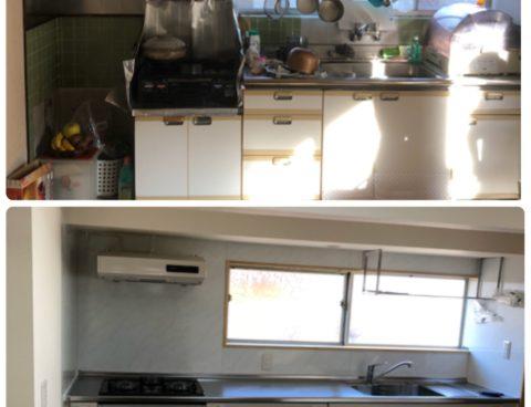 使いやすいキッチンへ。の画像2